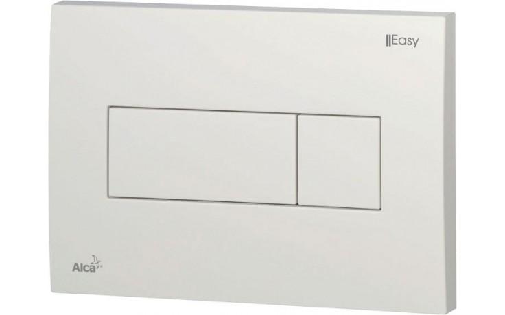 EASY ovládací tlačítko 247x165mm pro předstěnové instalační systémy, bílá