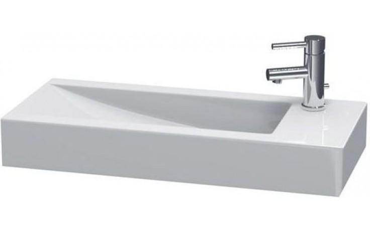 Umyvadlo nábytkové Jika - Pure 80 cm bílá