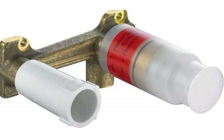 KLUDI podomítkové těleso DN15, pro pákové baterie, mosaz