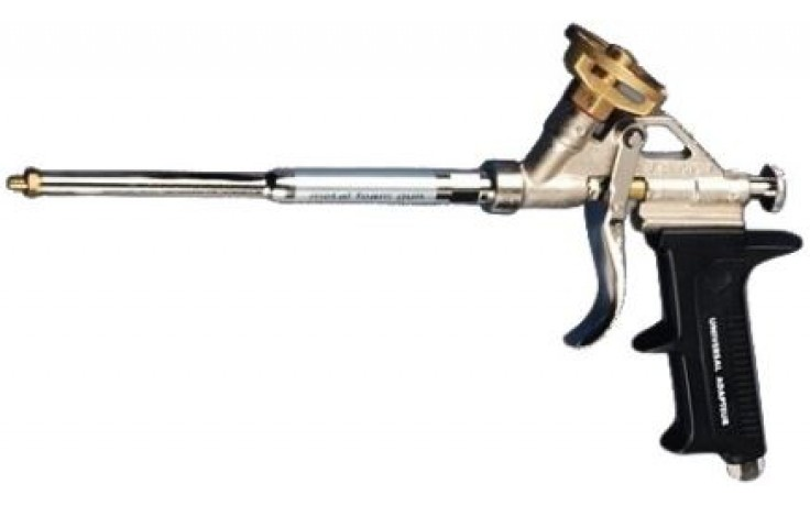 DEN BRAVEN PROFI NBS-9059 aplikační pistole na PUR pěnu, černá