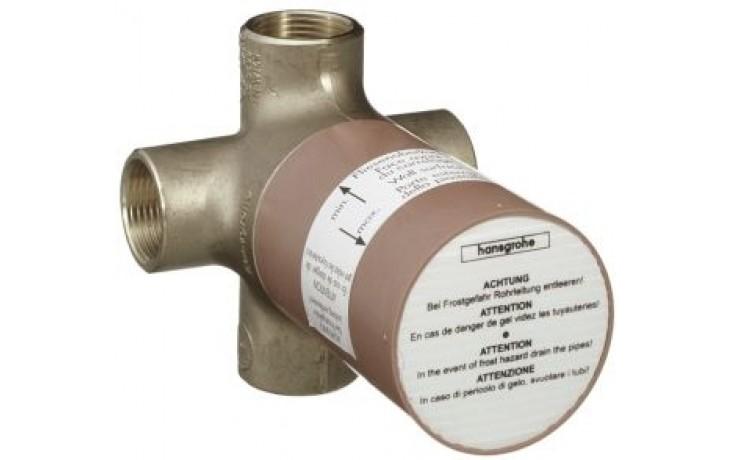 """Příslušenství k bateriím Hansgrohe přepínací ventil čtyřcestný přepínač Quattro 3/4"""""""