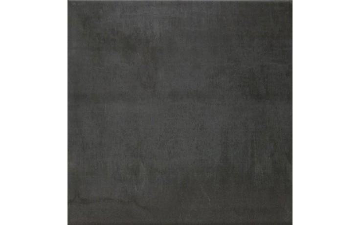 Dlažba Cifre Oxigeno Black 45x45 cm černá