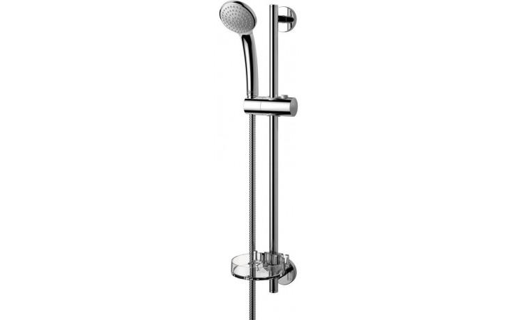 IDEAL STANDARD IDEALRAIN set S1 1-funkční ruční sprcha 80mm/sprchová tyč 600mm chrom B9501AA