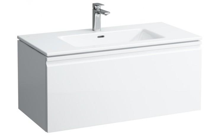 Nábytek skříňka s umyvadlem Laufen Pro S 100x50 cm wenge