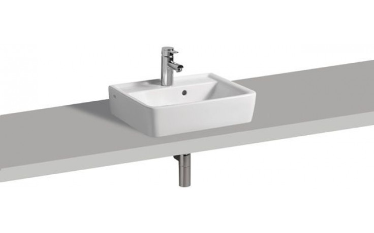 Umývátko nábytkové Keramag - Renova Nr.1 Plan 50x38 cm bílá