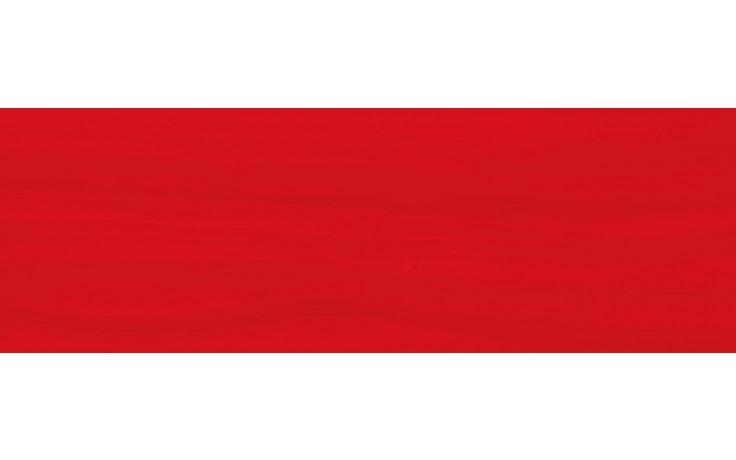 RAKO AIR obklad 20x60cm červená WADVE041