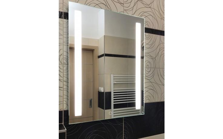 Amirro Lumina Senzor Led Zrcadlo 70x90cm S Led Osvětlením Dotykový Senzor