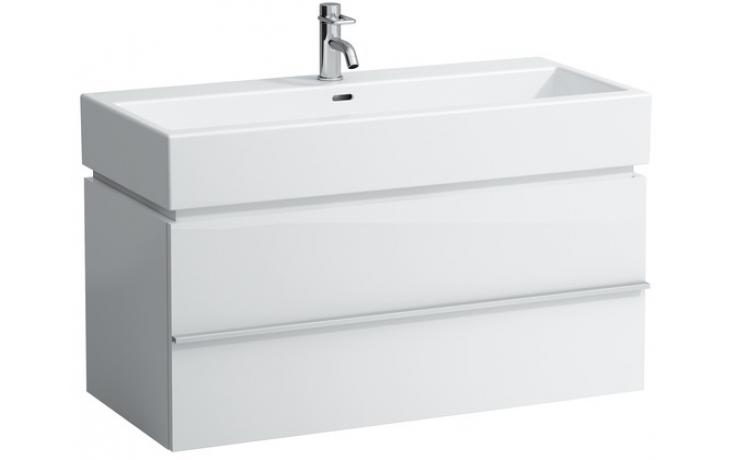 Nábytek skříňka pod umyvadlo Laufen New Case 45,5x99x45,5 cm bílá
