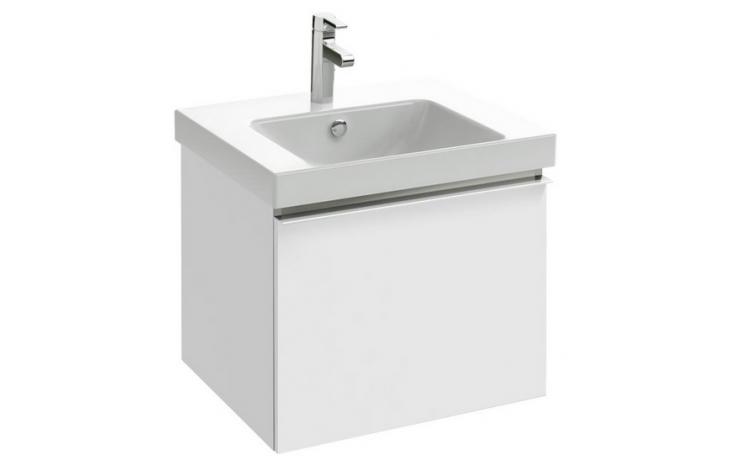 Nábytek skříňka pod umyvadlo Kohler Reach 1 zásuvka 57x48,5x45 cm White Melamine