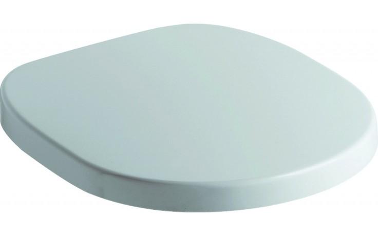 CONCEPT CUBE WC sedátko 365mm duroplastové se soft close, bílá alpin