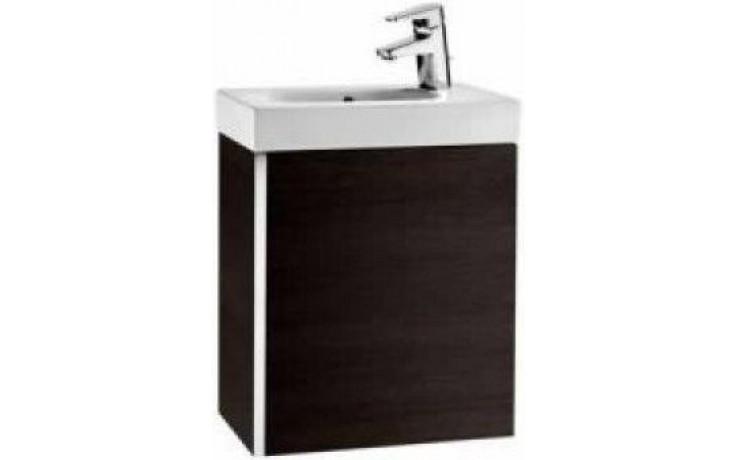 ROCA UNIK MINI nábytková sestava 450x250x575mm skříňka s umyvadlem dub 7855873155