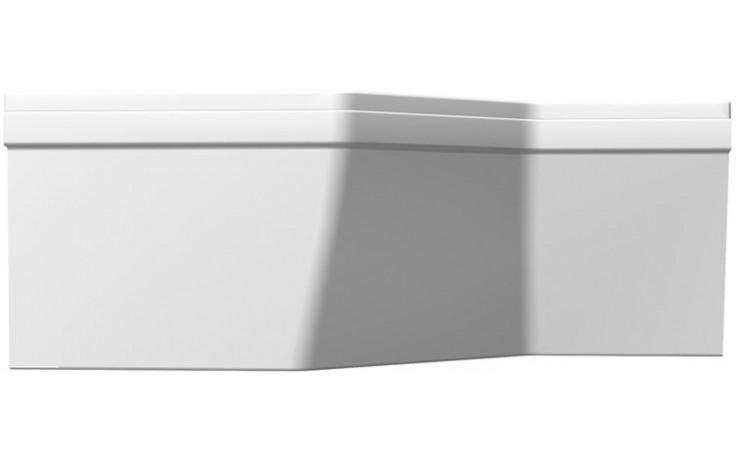 RAVAK BE HAPPY panel 1700x525mm boční, levý, snowwhite