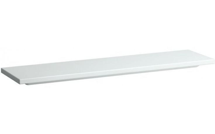 LAUFEN PALACE keramická polička 1500x380mm řezatelná, bílá