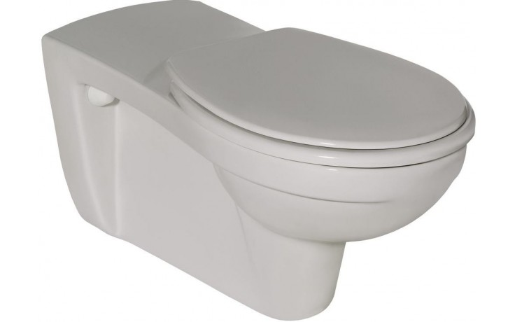 IDEAL STANDARD CONTOUR 21 závěsný klozet 360x700mm speciální, vodorovný odpad bílá V340401