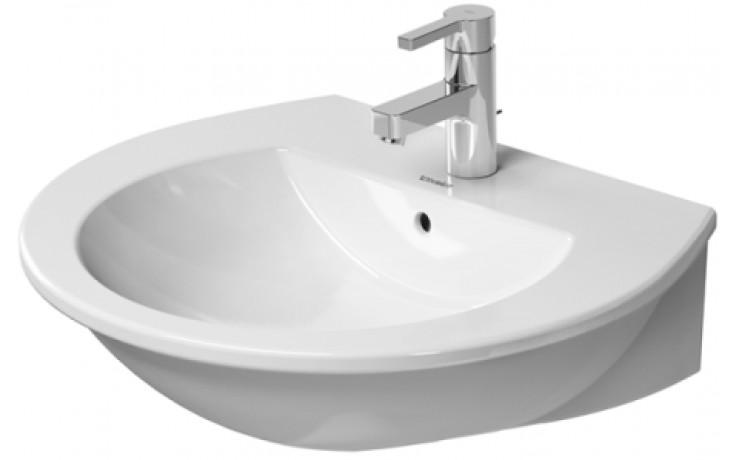 Umyvadlo speciální Duravit - Darling New 60 cm bílá