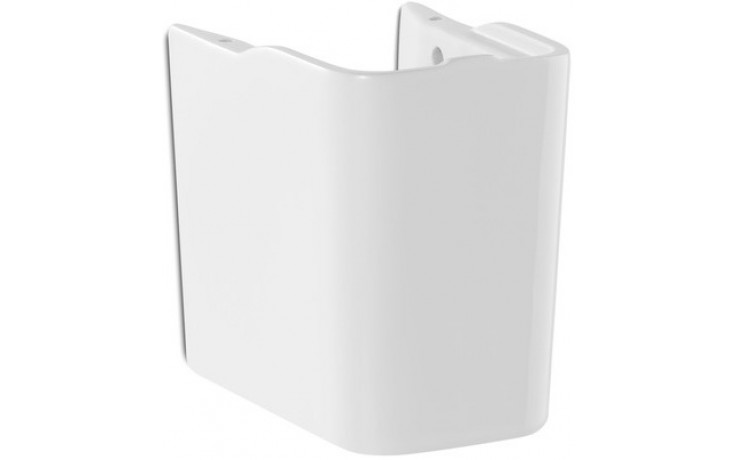 ROCA DAMA kryt na sifon 180x300mm s instalační sadou bílá 7337782000