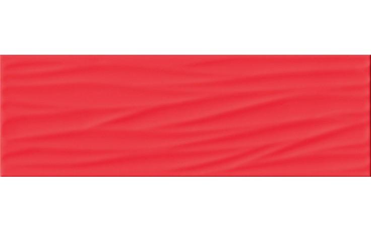 IMOLA ANTIGUA R1 dekor 20x60cm red