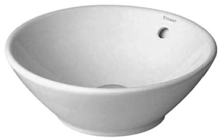 Umyvadlo speciální Duravit - Bacino 42cm bílá