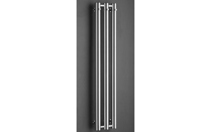 Radiátor koupelnový PMH Rosendal R70/3 - 292/1500  antracit