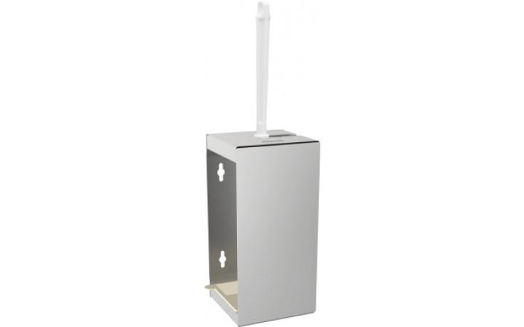 FRANKE RODAN RODX687 WC sada 107x97mm nástěnná, nerez ocel/mat/bílá