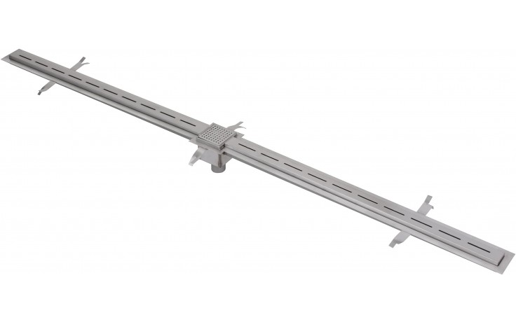 SANELA SLKN02 štěrbinový žlábek 4000mm, nerez