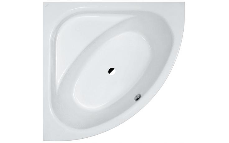 Vana plastová Laufen - Solutions rohová, vestavná verze 140x140 cm bílá