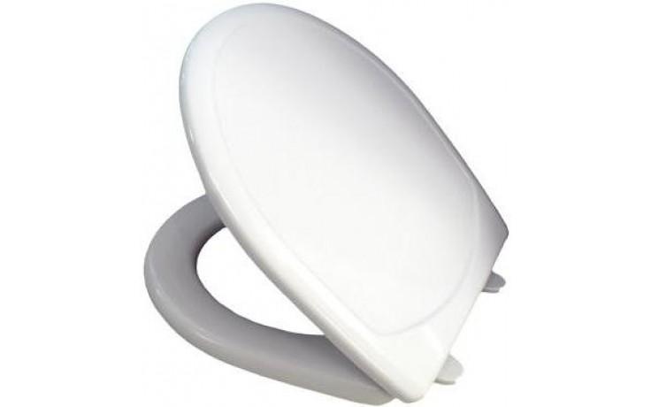 Sedátko WC MKW duraplastové Pluto plus  bílá