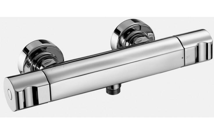 Baterie sprchová Kohler nástěnná termostatická Singulier  chrom