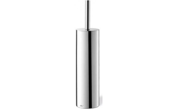 ZACK TUBO WC štětka 40cm, Ø9cm, nerez ocel/vysoký lesk