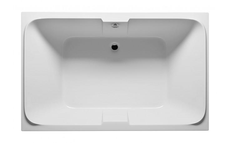 Vana plastová Riho(JVP) klasická Sobek BB2800500000000 180x115cm bílá