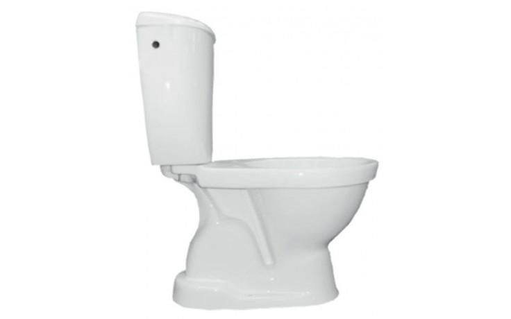 WC kombinované Easy odpad svislý Easy  bílá