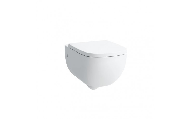 LAUFEN PALOMBA COLLECTION závěsný klozet 360x540mm hluboké splachování, bílá LCC 8.2080.1.400.000.1