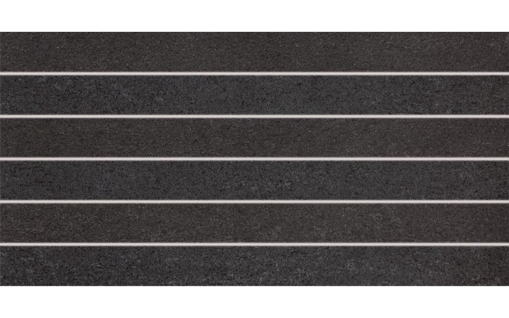 RAKO UNISTONE dekor 30x60cm, černá
