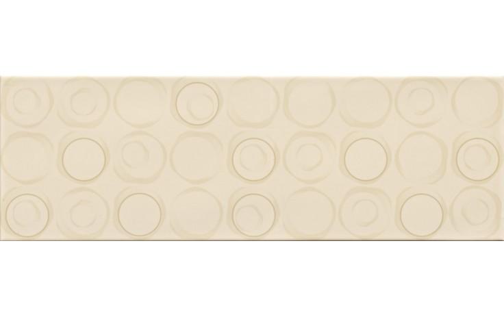 IMOLA ANTIGUA dekor 20x60cm almond, BILLA A1