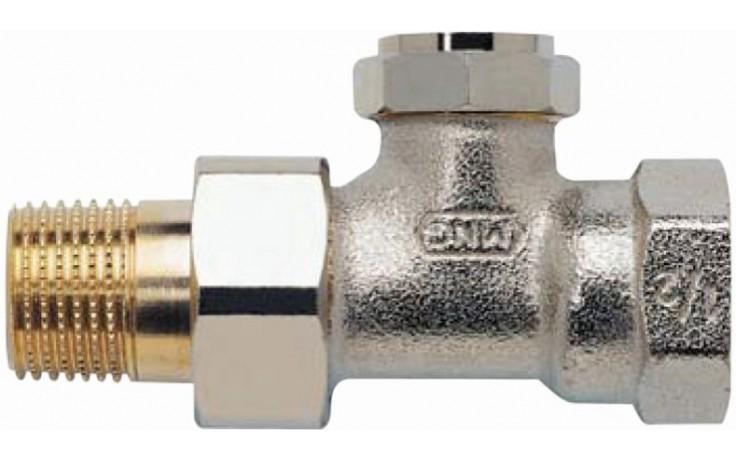 """CONCEPT SPT81-03 šroubení závitové regulační 3/4"""" rohové s vypouštěním"""