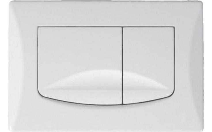 IDEAL STANDARD BETTER 2 ovládací deska 245x165mm mechanická bílá VV638581