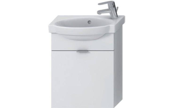 JIKA TIGO skříňka s umývátkem 415x165x535mm s výklopnými dvířky, bílá 4.5510.7.021.500.1