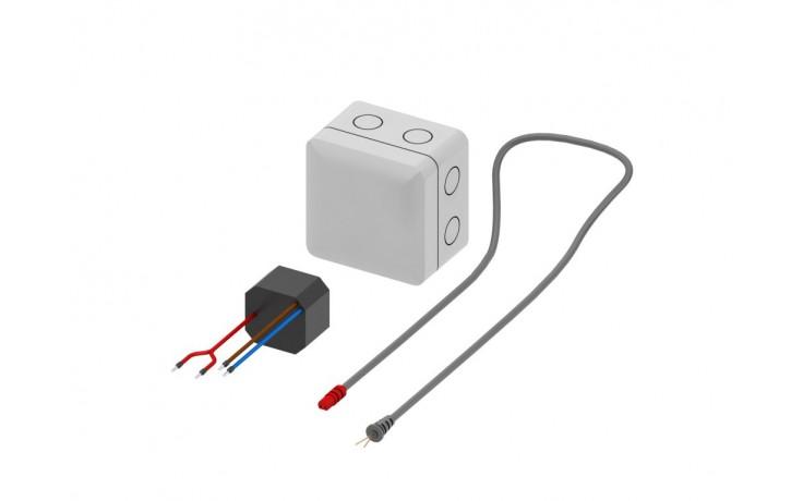 Příslušenství k předstěnovým syst. TECE - TECElux 9 660 002 připojovací sada pro připojení elektřiny