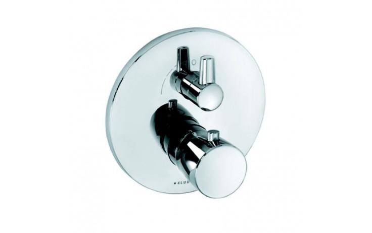 KLUDI BALANCE sprchová baterie Ø170mm, podomítková, termostatická, chrom