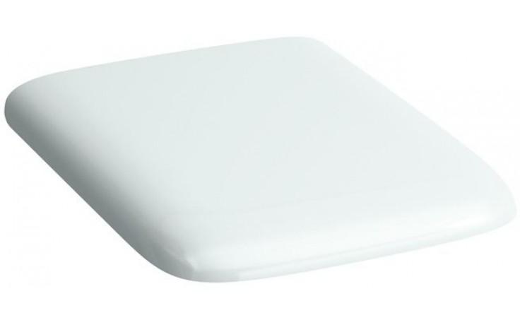 LAUFEN PALACE sedátko s poklopem 500x365x50mm s antibakteriální úpravou, bílá 8.9170.0300.000.1