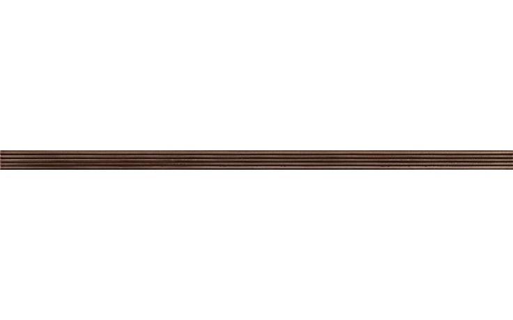 IMOLA ANTIGUAlistela 2x60cm brown, L.RILIEVI 2T