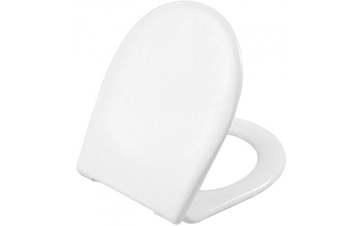 CONCEPT WC sedátko 360x430mm duroplastové, bílá