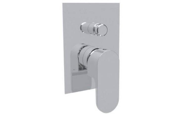 Baterie sprchová Raf podomítková páková Fontana  chrom
