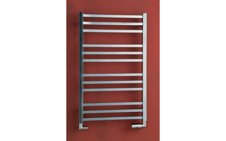 Radiátor koupelnový PMH Avento1210/480 nerez -
