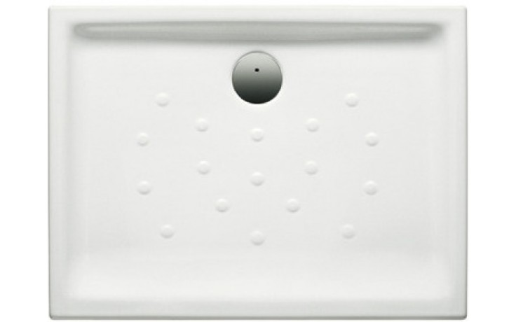 ROCA MALTA keramická sprchová vanička 1000x750x65mm obdélníková, bílá 7373506000