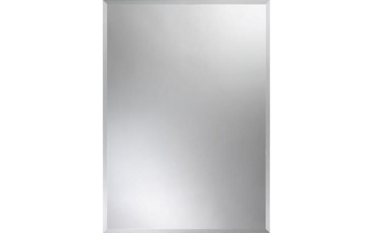 Nábytek zrcadlo - Amirro Brilliant Crystal s fazetou 70x50 cm