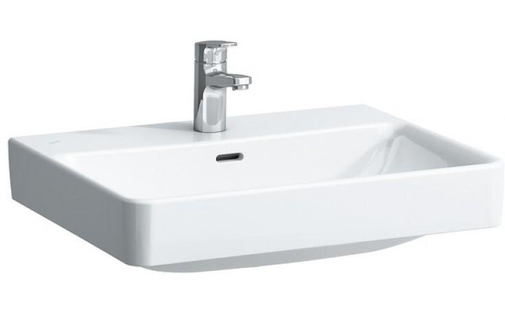 Umyvadlo klasické Laufen bez otvoru Pro S 60 cm bílá