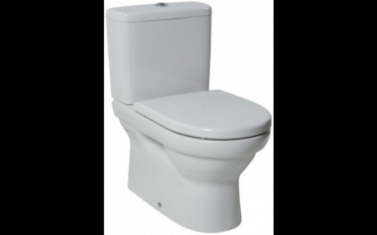 JIKA TIGO WC mísa 360x620x400mm, kapotovaná ke stěně, bílá 8.2421.6.000.000.1