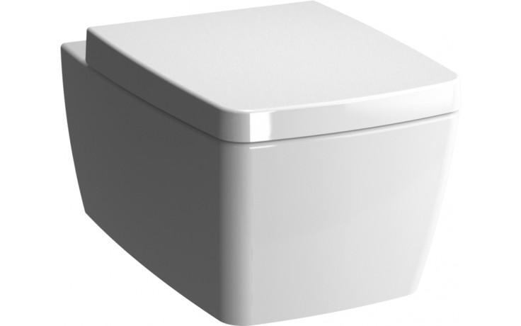 CONCEPT 100 METROPOLE závěsné WC 360x560mm, s Rimless, bílá alpin