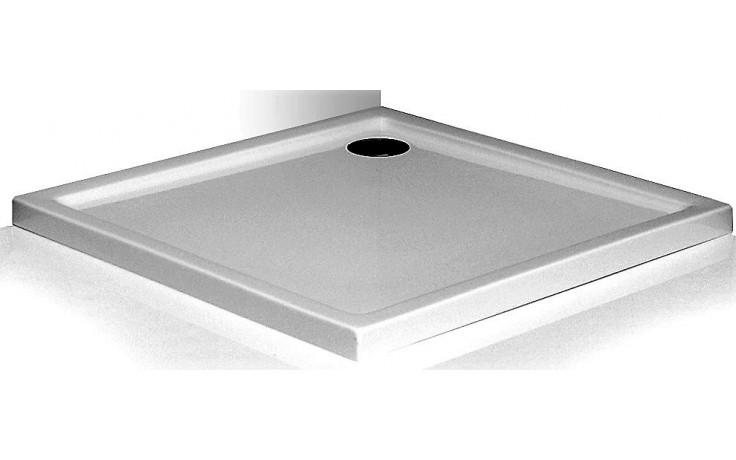 ROLTECHNIK FLAT KVADRO sprchová vanička 800x800x50mm čtvercová akrylátová, bílá
